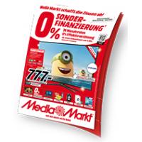 Media Markt Flyer mit vielen Angeboten (auch online) bis 21.11.2015