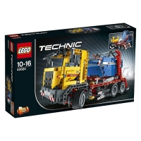 "LEGO Technic –Container-Truck (42024) um 49,98 € bei Toys""R""Us"