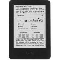 Saturn Tagesdeals – zB Amazon Kindle eBook-Reader um 60 €