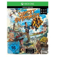 "Xbox One Game ""Sunset Overdrive"" um 17,63 € bei Thalia.at"
