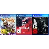 Zack Zack Spiele-Bundle PS4 inkl. Versand um nur 44,94 €