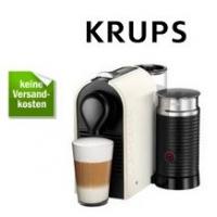 Redcoon Supersale – zB. Krups XN 2601 Umilk Pure Cream Nespresso-Maschine um 111 € inkl. Versand