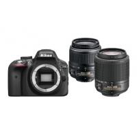 Saturn Tagesdeals – zB Nikon D3300 DSLR + 2 Objektive um 499 €
