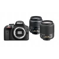 "Media Markt ""8 bis 8 Nacht"" – Nikon D3300 DSLR Set um nur 499 €"