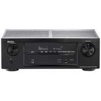 Denon AVRX1200W 7.2 AV-Receiver Surround um 329 € statt 472 €