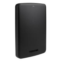 Toshiba Canvio 2TB Basics ext. Festplatte (2,5″, USB 3.0) um 69,58 €
