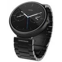 Motorola Moto 360 mit Edelstahl-Armband inkl. Versand um 154,70 €