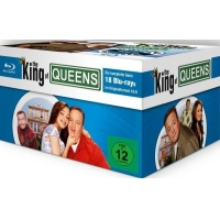 The King of Queens HD Superbox [Blu-ray] um 51,19 € statt 67,28 €