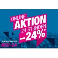 Hervis Onlineshop: 24 % Rabatt auf (fast) ALLES bis 24.11. – 20 Uhr