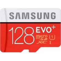 Samsung MicroSDXC 128GB EVO Plus SD + Apdapter um 45,97 €