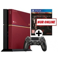 Media Markt: PlayStation 4 Limited Edition Bundle 500GB inkl. Metal Gear Solid V – The Phantom Pain (CUH-1216) + PlayStation TV um 319 €