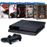 Playstation 4 Mega Bundle bei Amazon.fr nur heute am 30.11.2015
