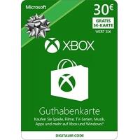 35 Euro Xbox Live Guthaben um nur 30 Euro bei Amazon