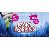 Mary Poppins – Musical Tickets um -30%
