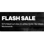 Adidas Outlet – 50% Rabatt im Sale + 15 % Extra-Rabatt (bis 19.01.)