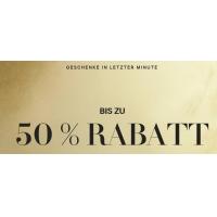 H&M: bis zu 50 % Rabatt auf ausgewählte Artikel + kostenloser Versand