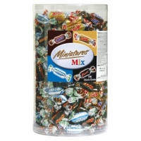 Miniatures Mix Schokobox 3 kg um nur 23,99 Euro bei Amazon