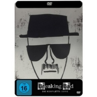 Breaking Bad – komplette Serie – Limited Edition (DVD) um nur 34,99 €