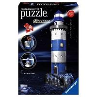 Ravensburger 3D-Puzzle Leuchtturm bei Nacht (12577) ab 19,99 €