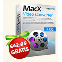 [Xmas Geschenk] MacX Video Converter v5.9.0 mit Intel ® QSV Support