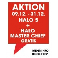 Halo 5: Guardians + Halo: The Master Chief Collection um 64,99 €