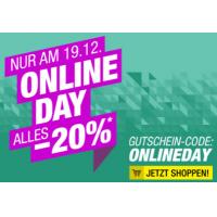 20 % Rabatt auf (fast) alles im Hervis-Onlineshop – nur heute 19.12.2015