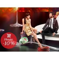 10 % Rabatt auf Dinner & Casino Gutscheine am 23.Dezember 2015