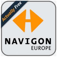 """Navigon """"Europa"""" App für Android gratis statt 59,95 € !"""