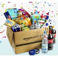 Amazon Pantry Box testen – 10 € Gutschein & kostenloser Versand