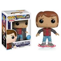 Marty McFly Exclusive Pop Vinyl Figur inkl. Versand um 13,79 €