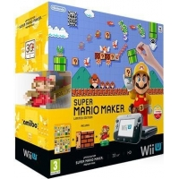 Saturn Tagesdeals – zB Nintendo Wii U Super Mario Maker Pack um 266€