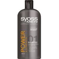 Syoss Men Power Shampoo 6er Pack (6 x 500 ml) um nur 6,66 Euro