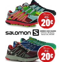 TOP! Salomon Schuhe um 20 € bei Sports Direct – nur am 24.11.