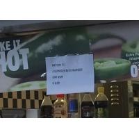 2 Cordon Bleu Burger für 2€ – Burger King Wiener Neustadt