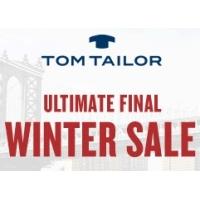 Tom Tailor Online Sale mit bis zu 70% Rabatt und 30% Extra-Rabatt