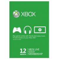 XBox Live Gold 12 Monate für 31,45 € statt 40,99 €