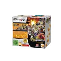 New Nintendo 3DS schwarz inkl. Dragon Ball Z: Extreme Butoden + Zierblende inkl. Versand um 169,99 € bei Amazon