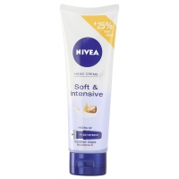 6x Nivea Hand Creme Soft and Intensive (125 ml) um 6,95 € statt 19,13 €