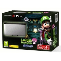 Media Markt 8 bis 8 Nacht: Nintendo 3DS XL + Luigis Mansion 2 um 166€