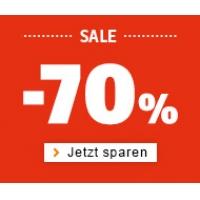 Sportscheck – bis zu 70 % Rabatt & kostenloser Versand (bis 17. April)