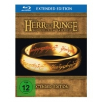 Media Markt 8 bis 8 Nacht – Herr der Ringe: Trilogie Extended Box (Blu-ray) inkl. Versand um 30 €