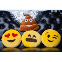 Radbag.at – Deal des Dienstags: 40 % Rabatt auf Emoji Kissen