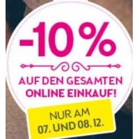 Bipa – 10 % Rabatt auf ALLES & kostenlose Lieferung (am 7. u. 8.12.)