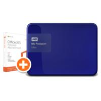 NBB Wochendeals – zB. WD My Passport Ultra 1TB USB 3.0 Blau + Office 365 Personal inkl. Versand um 73 € statt 120,29 €
