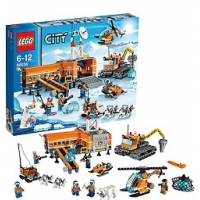 20 % Rabatt auf Lego City Produkte bei myToys – zB. Lego 60036 City Arktis-Basislager inkl. Versand um 52,94 € statt 79,99 €