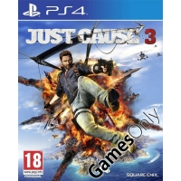 Just Cause 3 für die PS 4 inkl. Versand um 33,98 € statt 43,98 €