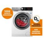 Saturn Weisse Technik Wochen – 100 € Rabatt, Gratis Lieferung mit optionaler Altgeräte-Entsorgung und 0% Finanzierung