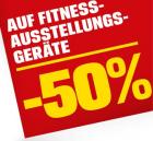 Fitness Ausstellungsgeräte -50% @ Sports Experts