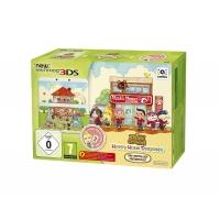 New Nintendo 3DS – Konsole in weiß + Animal Crossing Happy Home Designer + Zierblende inkl. Versand um 139 € statt 186,92 €