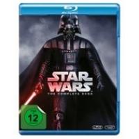 Star Wars – The Complete Saga I-VI [BLU-RAY] und Kindertrolley – Star Wars um 84,99 € am Libro-Filmmontag